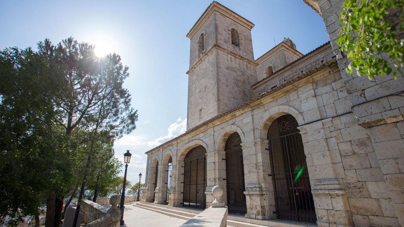Iglesia Parroquial de Santa María del Castillo, de Campo Real, declarada Monumento Histórico Artístico en 1981