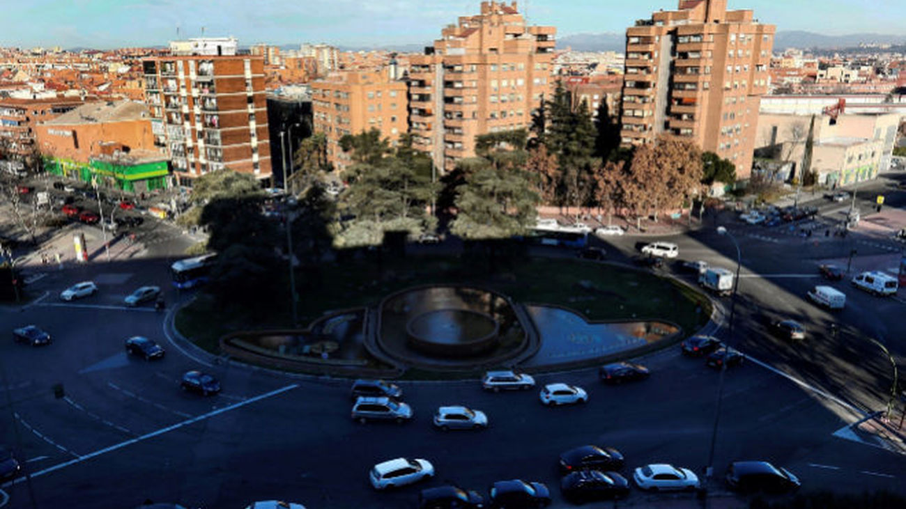 Vista general de Plaza Elíptica