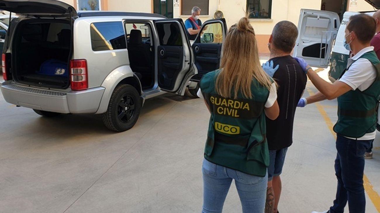 Detenidos en Madrid dos secuestradores que disponían de ácido sulfúrico para hacer desaparecer cadáveres