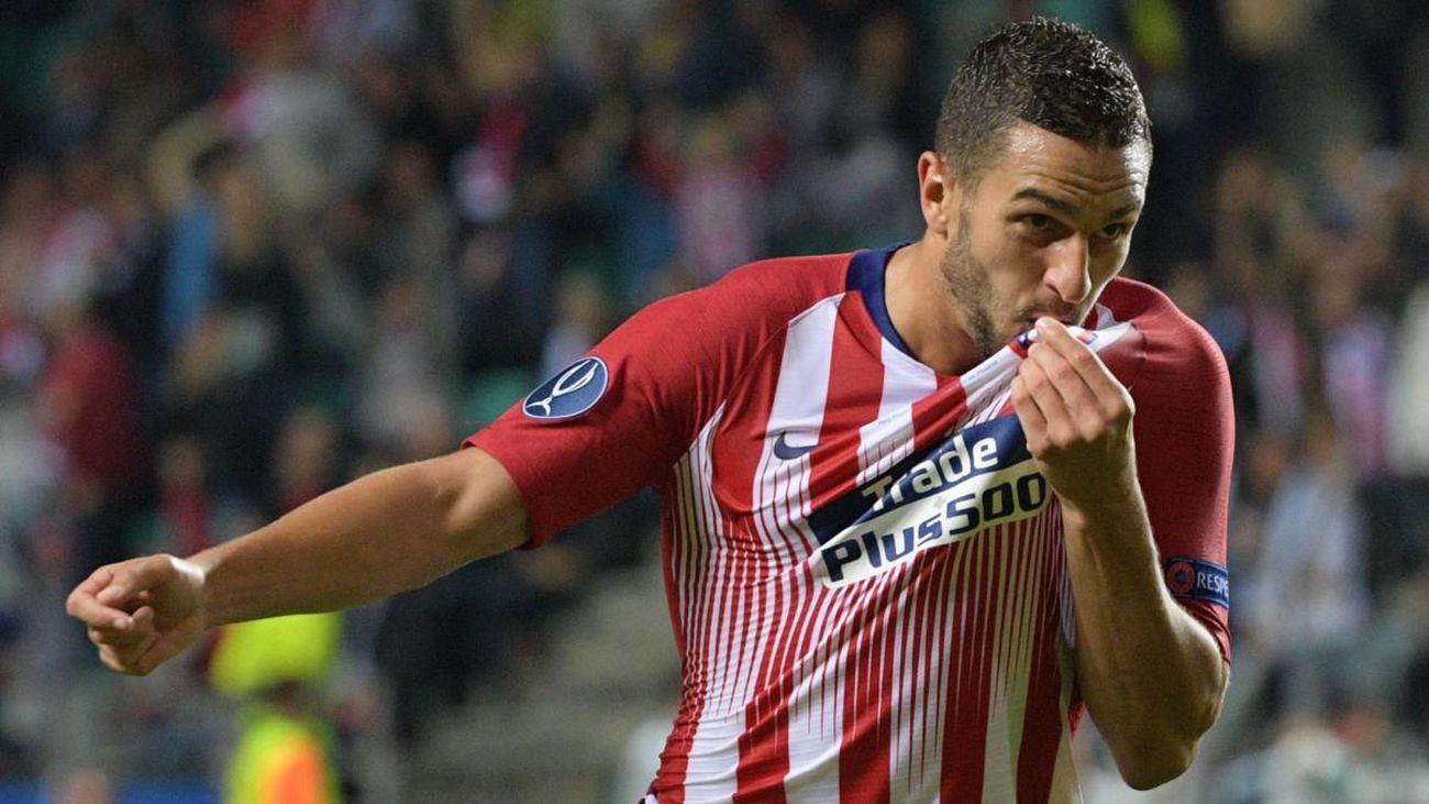 "Abel Resino: ""Koke va a marcar un hito en la historia del Atlético"""