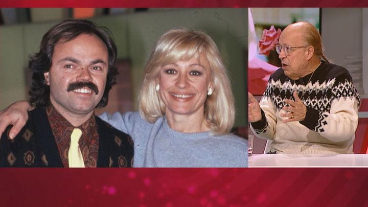 """Rappel: """"Raffaella y su pareja, Sergio Japino, vivían en pisos diferentes"""""""
