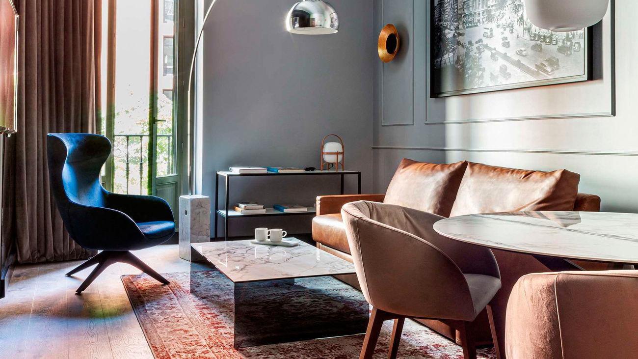 Imagen de una habitación del Hotel Radisson