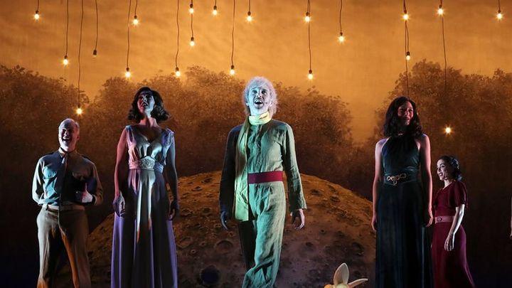 'Antoine', el musical en Madrid sobre el autor de 'El Principito'