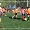 La vuelta de las ligas de fútbol 7 a Madrid reactivan pasión y valores