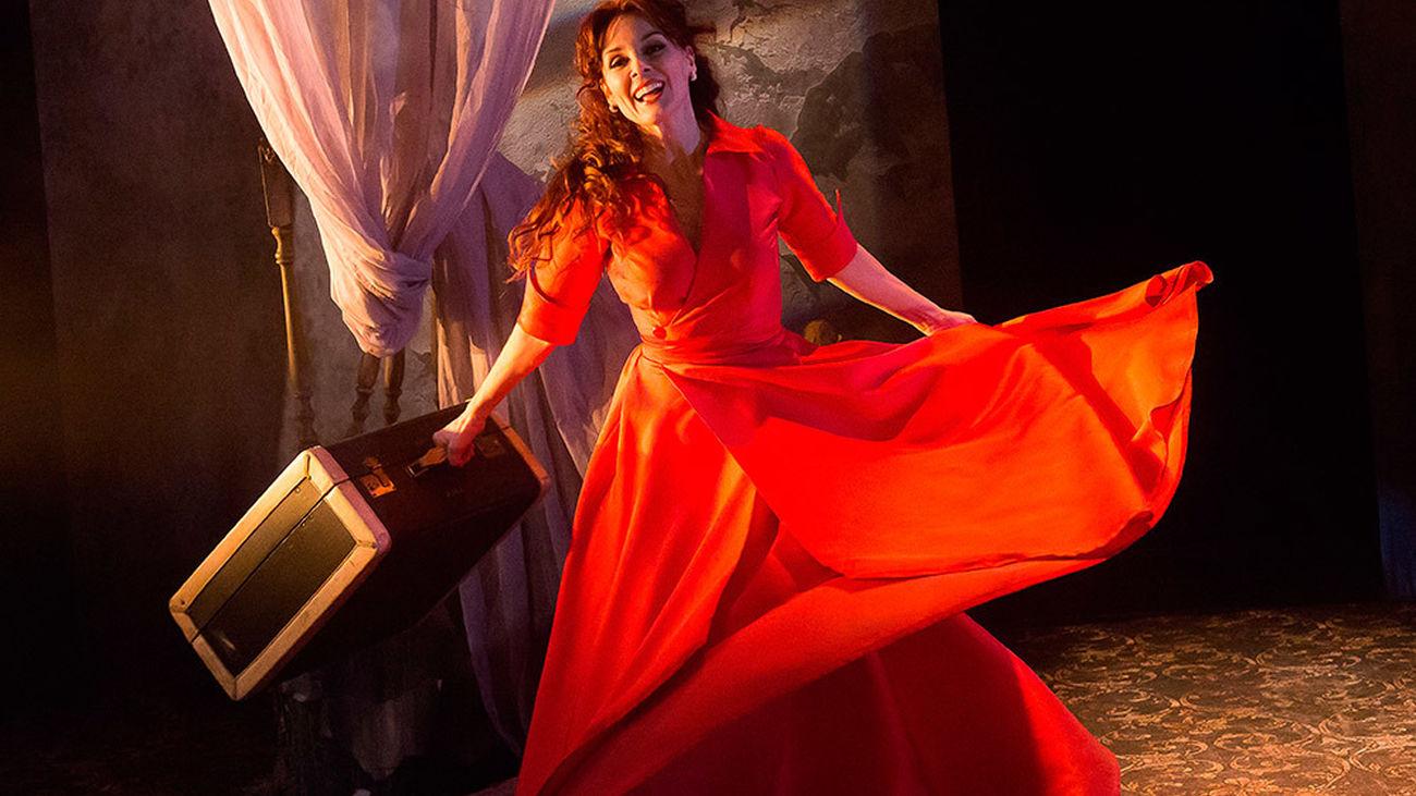 Silvia Marsó protagoniza '24 horas en la vida de una mujer' en el Galileo