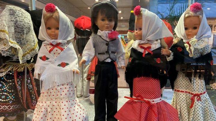 Una exposición recoge la historia de la muñeca Nancy