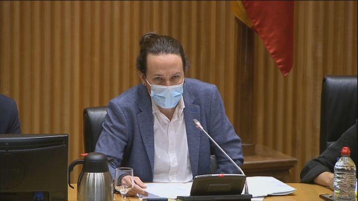 Iglesias anuncia un acuerdo para impedir desahucios de personas vulnerables