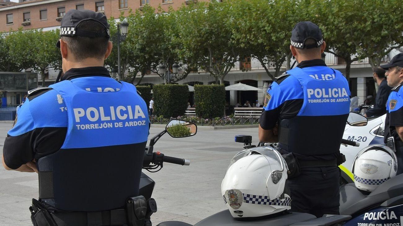 Siete jóvenes detenidos por otra pelea en Torrejón de Ardoz