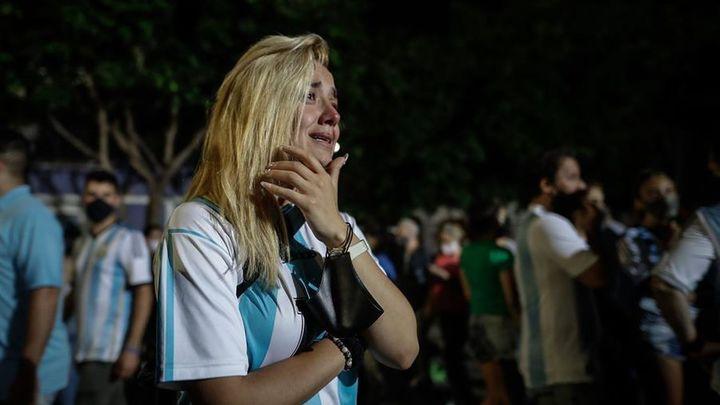Argentina, Madrid y el resto del mundo despiden con pesar a Maradona