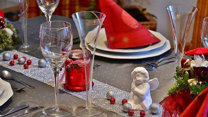 Estas son las medidas para una cena de Navidad segura