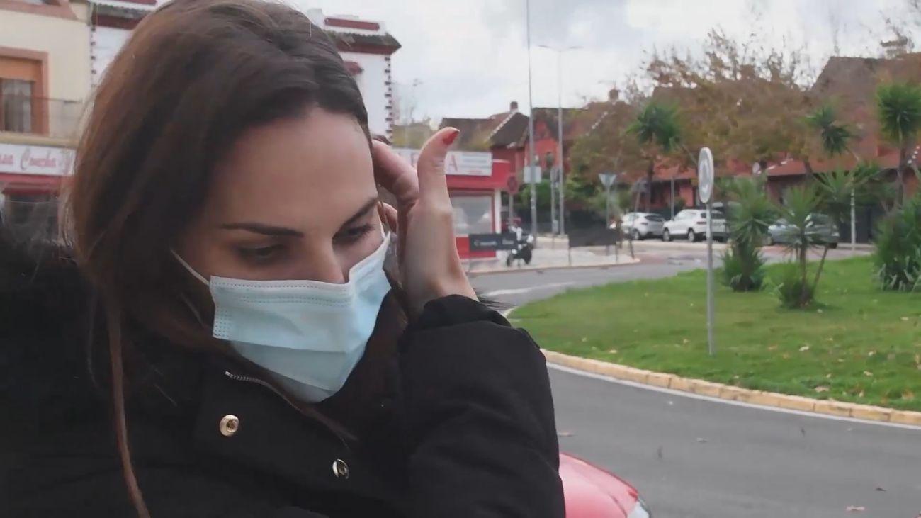 Irene Rosales pierde a su padre nueve meses después de la muerte de su madre