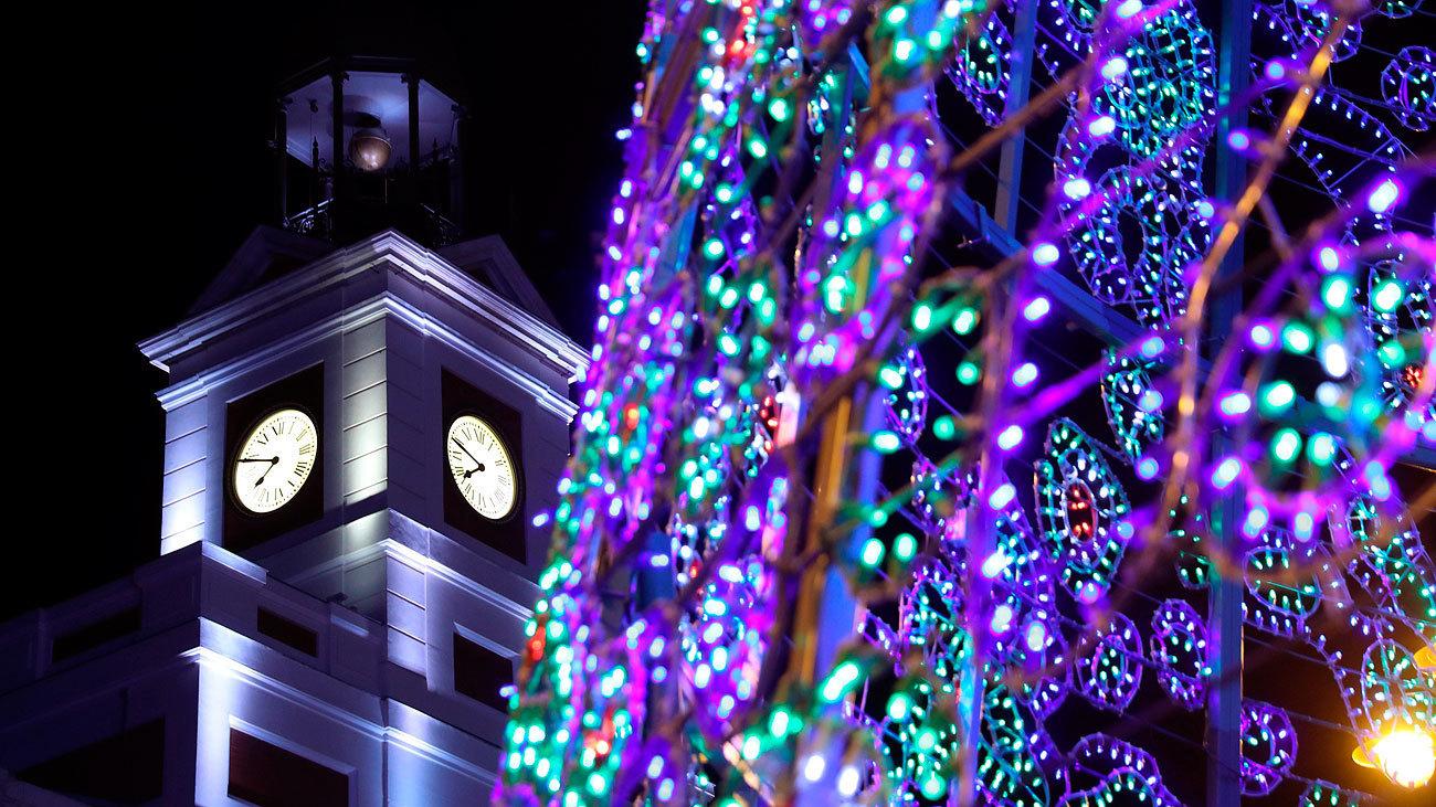 Madrid capital tendrá hasta 210 emplazamientos decorados con luces led.