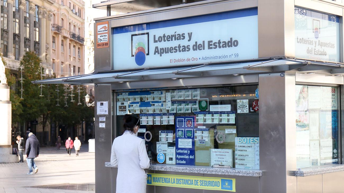 Administración de Lotería en Madrid