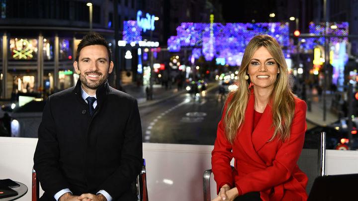 Telemadrid y Onda Madrid encienden la Navidad 2020 desde Callao