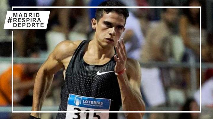 Bruno Hortelano cambia entrenamiento y nutrición con miras a Tokio