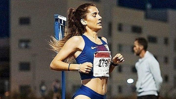 """Marta García: """"Pienso en los Juegos Olímpicos de 2024"""""""
