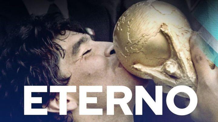 El emotivo vídeo de la AFA para despedir a Maradona
