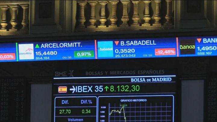 El banco Sabadell se hunde en Bolsa tras el fiasco de la fusión con el BBVA