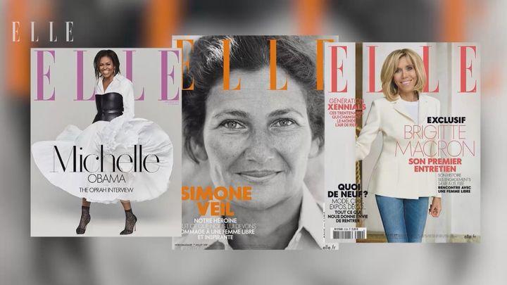 La revista 'Elle' cumple 75 años