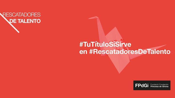 Programa de apoyo a jóvenes universitarios y FP en la Fundación Princesa de Girona