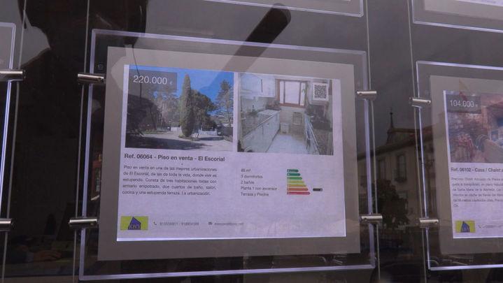 El 'boom' de la vivienda en San Lorenzo de El Escorial por la pandemia