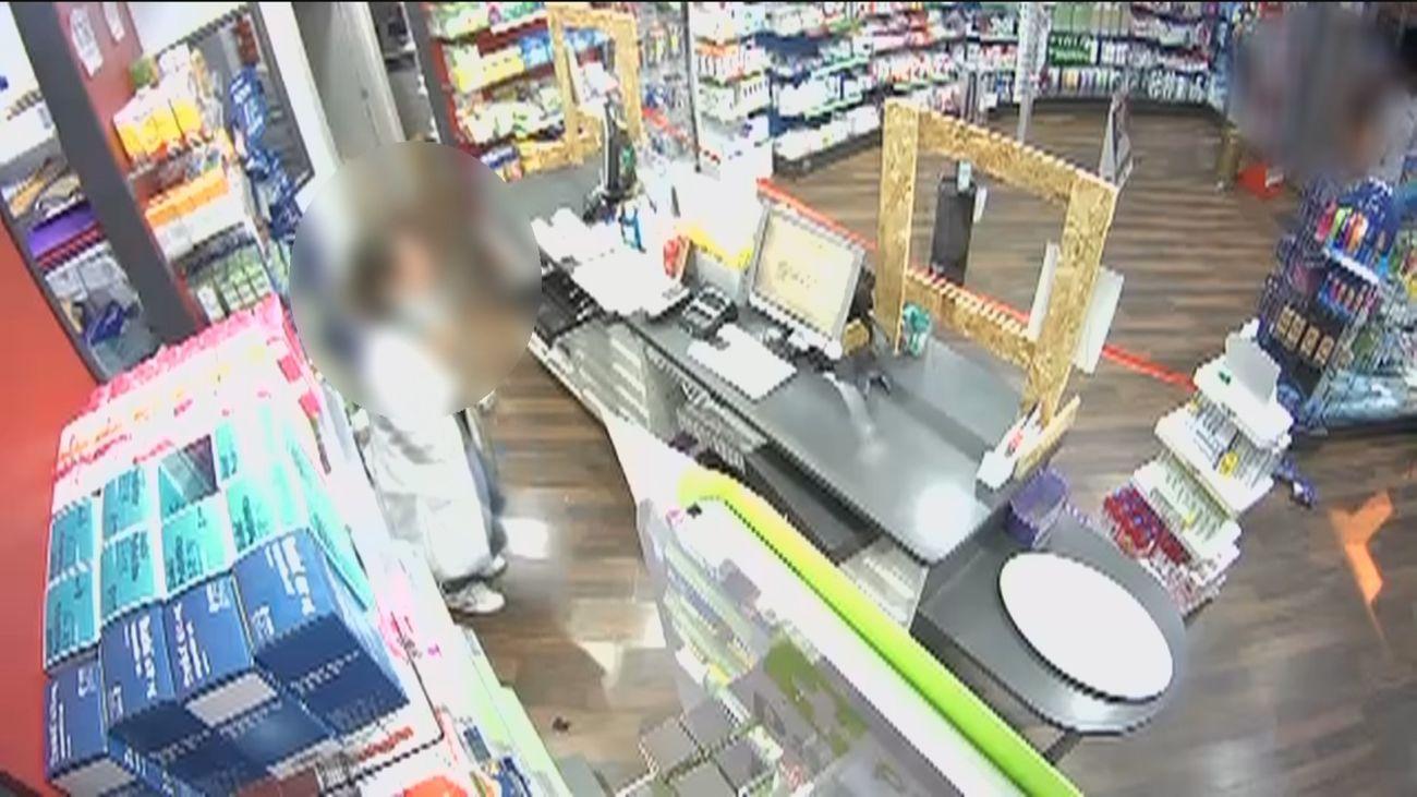 Tres detenidos en Fuenlabrada por varios atracos en farmacias y estaciones de servicio del sur de Madrid