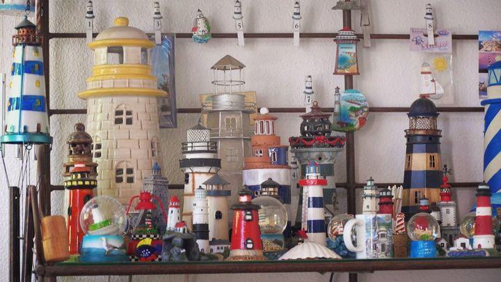 La casa de Pepa Chacón y sus sorprendentes colecciones