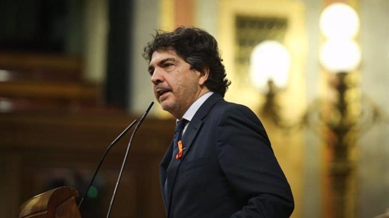 el coordinador económico de los 'populares' en el  Congreso, Mario Garcés
