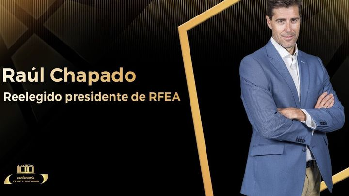 "Raúl Chapado: ""Estamos acostumbrados a asumir grandes retos"""