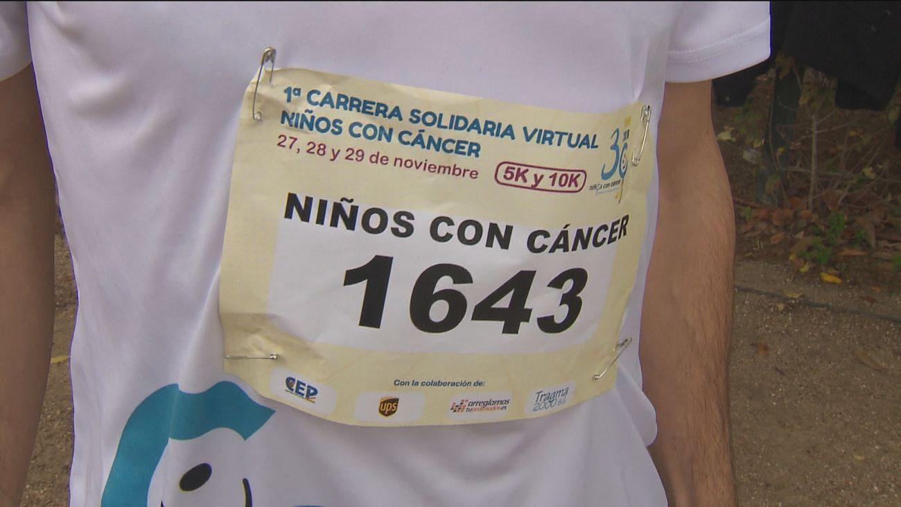 Una carrera contra el cáncer para salvar vidas