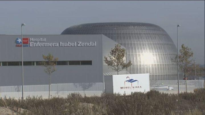 Ayuso inaugura este martes el hospital Zendal en ausencia de la izquierda