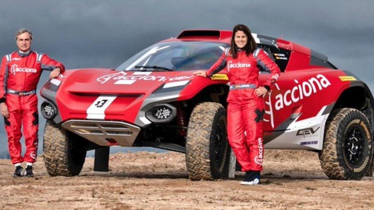 La Extreme E, el nuevo reto de Carlos Sainz y Laia Sanz