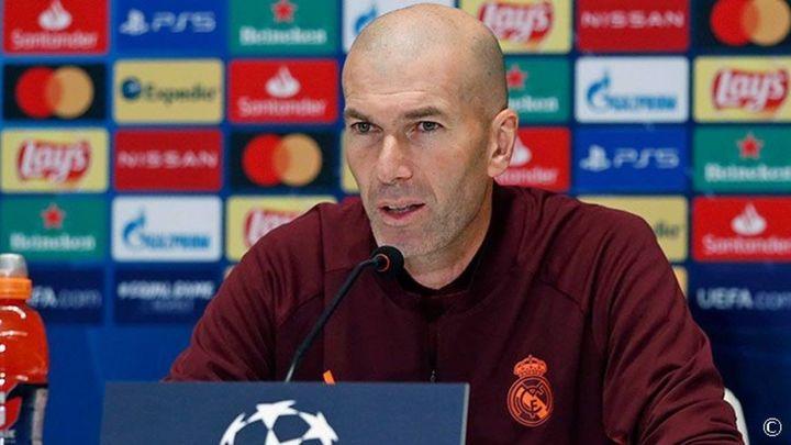 """Zidane:""""Elpartido del Shakhtares el más importante del grupo y depende de nosotros"""""""