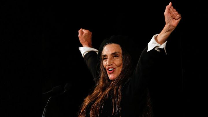 """Ángela Molina: """"Tengo mucho amor por el público y mis compañeros, y además es recíproco"""""""
