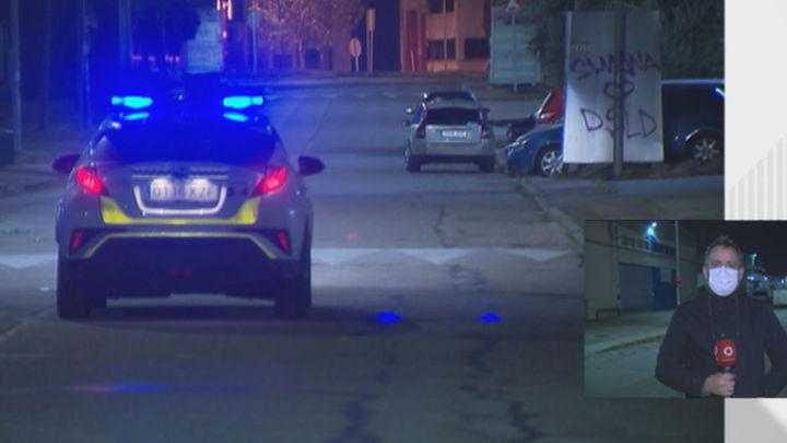 Cuatro detenidos por raptar y herir de gravedad a un policía local de Pinto tras escapar de un control
