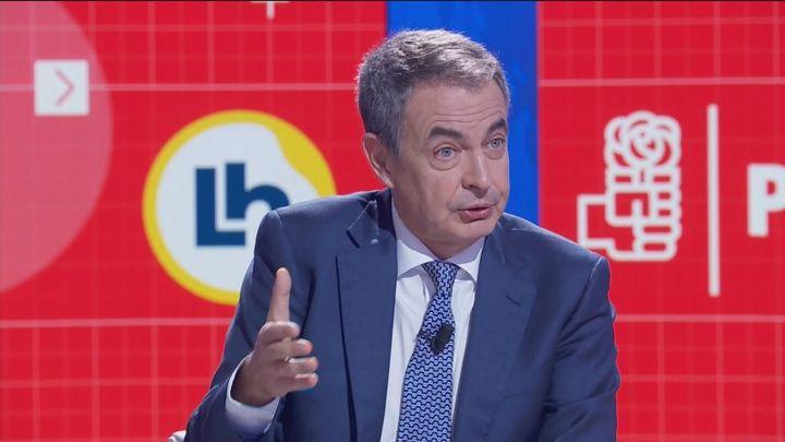 """Zapatero pide a la oposición venezolana que """"reflexione"""" sobre su no participación en las elecciones"""
