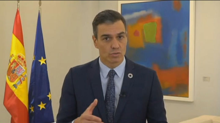 """Sánchez por el uso de las PCR: """"La prioridad es hacer posible el reinicio de los viajes internacionales"""""""