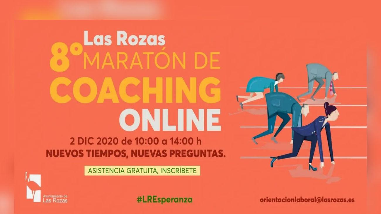Nueve ponentes estrella en la VIII Maratón de Coaching de las Rozas