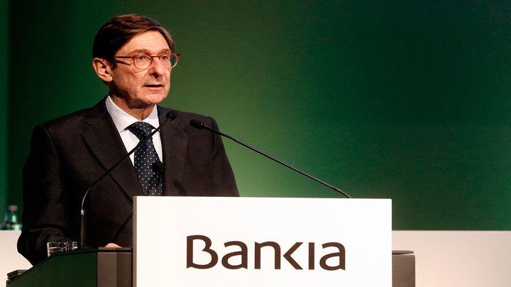 Los accionistas de Bankia aprueban la fusión con CaixaBank