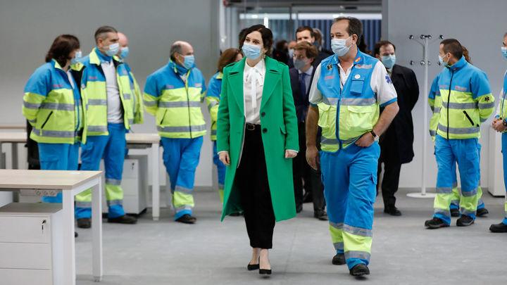 Apuntes y detalles sobre la inauguración del Hospital Isabel Zendal