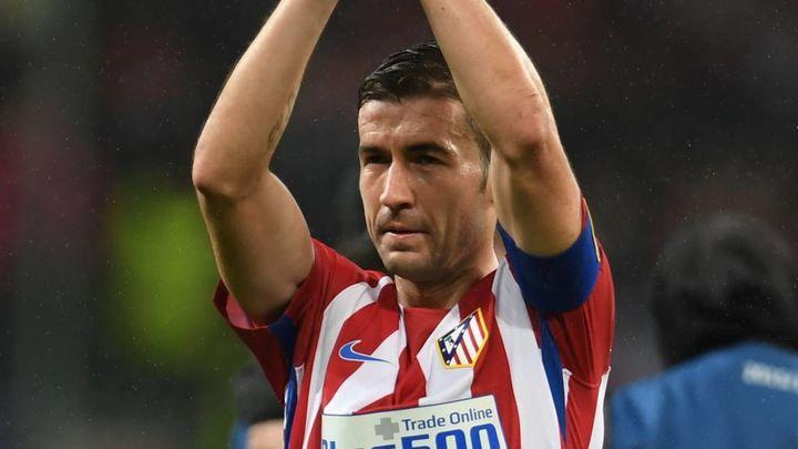 """Gabi: """"El Atlético tiene la mejor plantilla de España"""""""