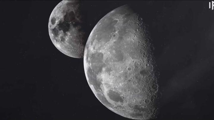 La miniluna que se acerca a la Tierra es basura espacial