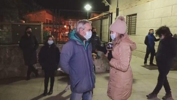 Los padres del colegio de El Berrueco piden que no se inicien las obras cercanas al centro