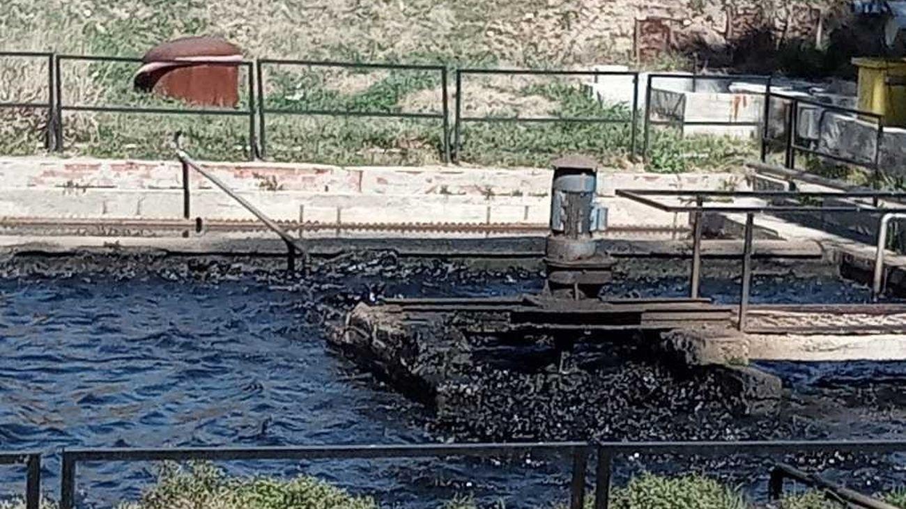 Vertidos al río Guadalix