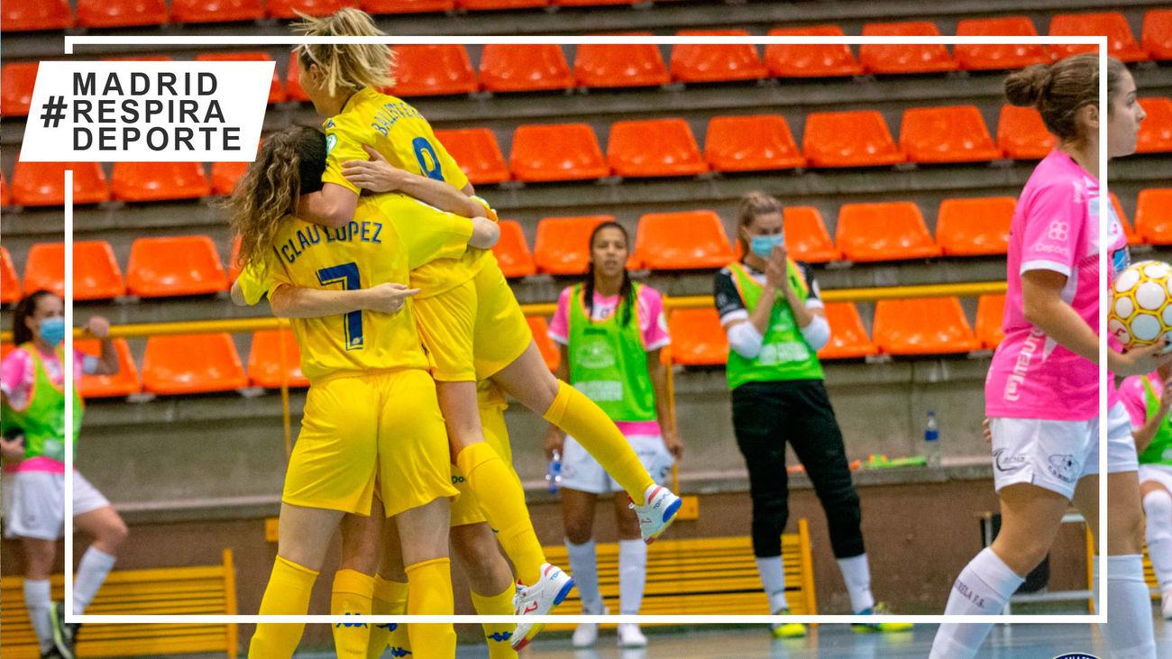 Alcorcón Fútbol Sala Femenino