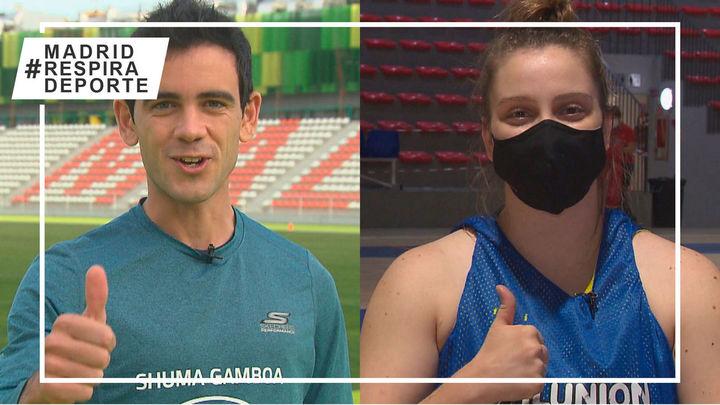 Diego García y Sara Revuelta, camino a Tokio
