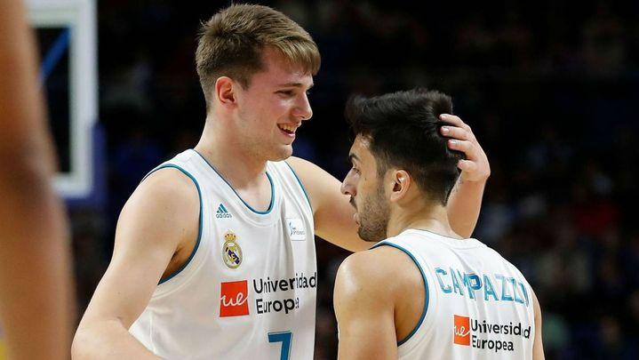 """Doncic da la bienvenida a la NBA a Campazzo: """"Estoy feliz por él, pero es un tocapelotas en defensa"""""""