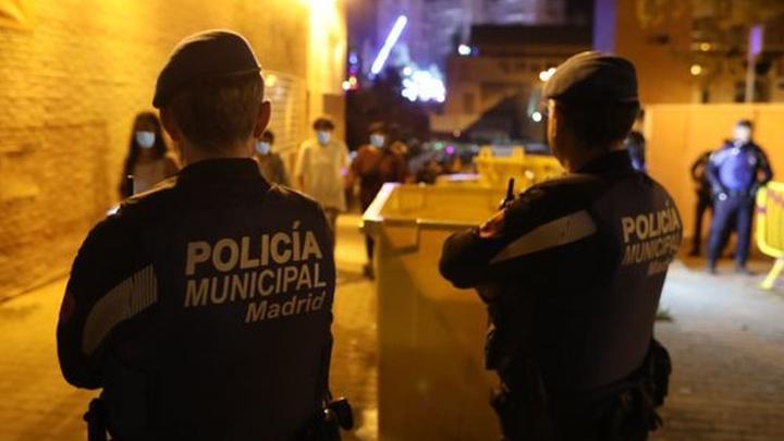 Madrid refuerza desde esta semana el control y vigilancia de fiestas ilegales y botellones