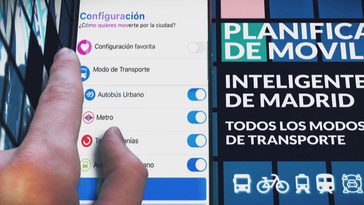 La nueva app de la EMT avisará de la ocupación de los autobuses y permite pagar con un QR