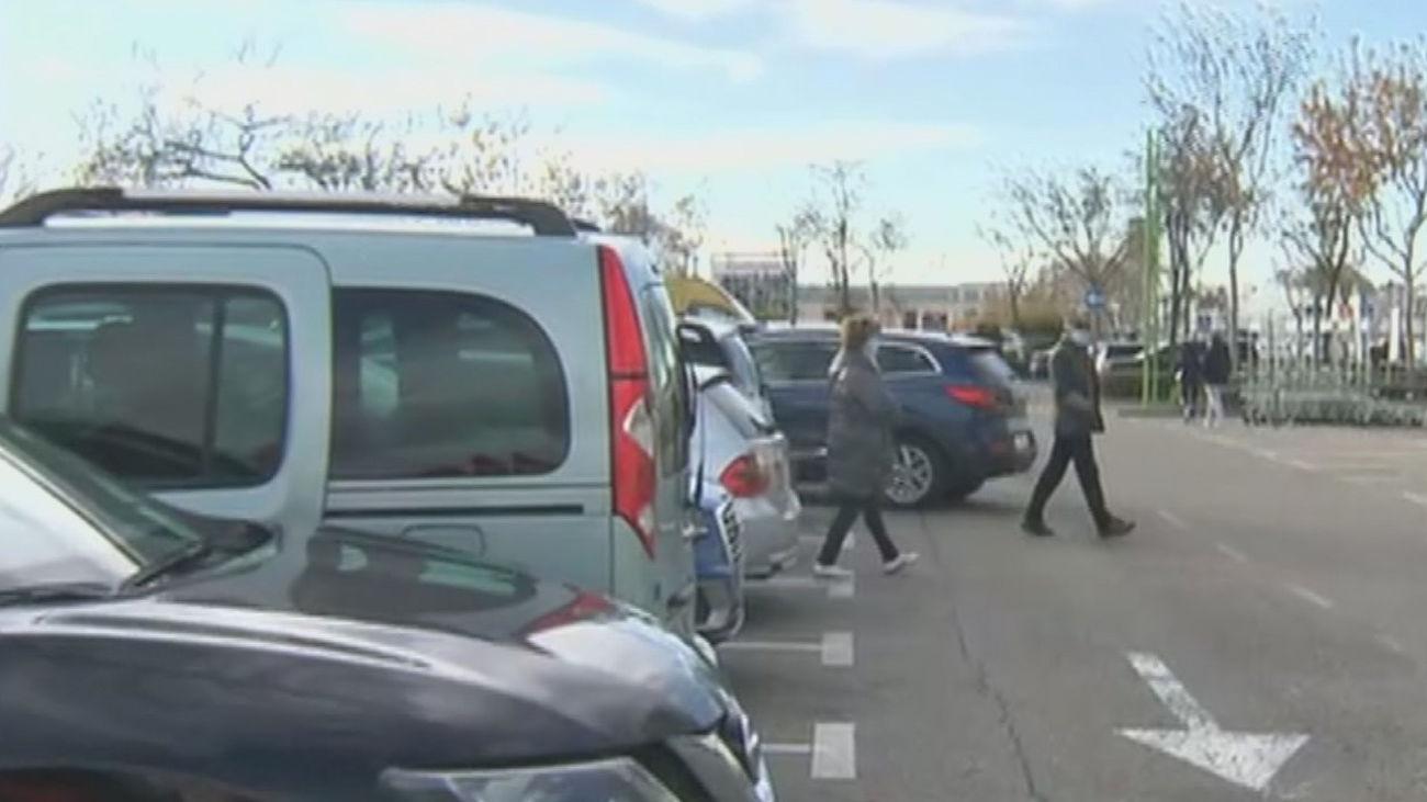Robó en el interior de 15 coches en un parking con un inhibidor ilegal antes de ser detenido 'in fraganti'